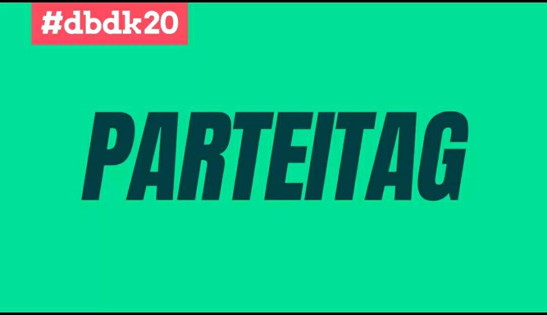 Parteitag #dbdk20